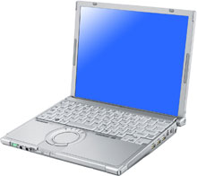 Panasonic Toughbook T8 Rugged Laptop Computer