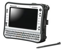 Panasonic Toughbook U1 Ultra Mobile Handheld Computer