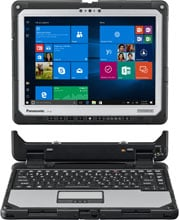 Panasonic Toughbook 33 Rugged Laptop Computer