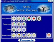 Panasonic WJ-ASC8501 Surveillance Camera Software
