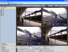 Panasonic WV-ASM100 Network/IP Video Software