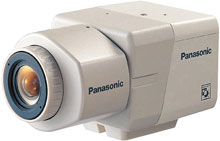 Panasonic WV-CP254H Surveillance Camera