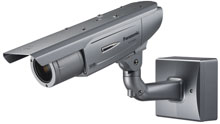 Panasonic WV-CW384 Surveillance Camera