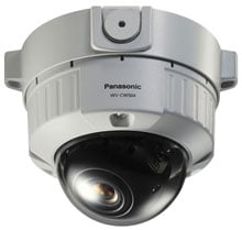 Panasonic WV-CW504 Series Surveillance Camera