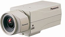 Panasonic WV-BP140 Series Surveillance Camera