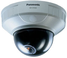 Panasonic WV-CF224 Series Surveillance Camera