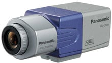 Panasonic WV-CP484 Series Surveillance Camera