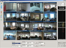 Panasonic XPP01 Surveillance Camera Software