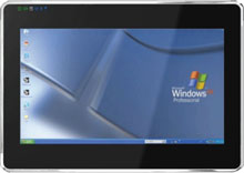PartnerTech EM-200-2WIN7 Tablet Computer