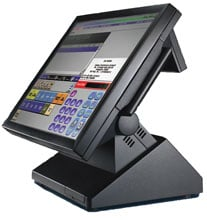 PartnerTech 57005NO POS Touch Terminal