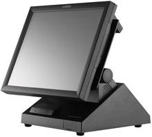 PartnerTech 59001R21XP-MSR POS Touch Terminal