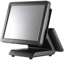 PartnerTech SP-10002R1-4XP-BIO POS Touch Terminal