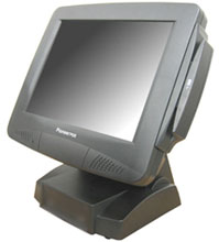 Pioneer Magnus XV POS Touch Terminal