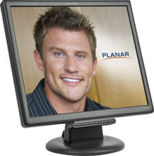 Planar PL1702 POS Monitor