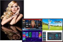 Planar UltraRes Series Digital Signage Display
