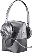 Photo of Plantronics CS361 SupraPlus Wireless Professional Headset System Voice Tube with Lifter