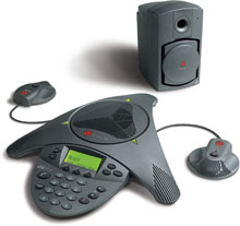 Polycom SoundStation VTX 1000 Telecommunications Products
