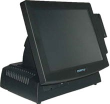 Posiflex FT6615RBWXP-RAID POS Touch Terminal