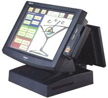 Posiflex TP7112R2W2K POS Touch Terminal