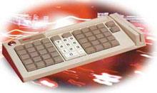 Posiflex KB 2100 Keyboard