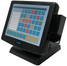 Posiflex POS-KS6615EXAWXP1.5B POS Touch Terminal