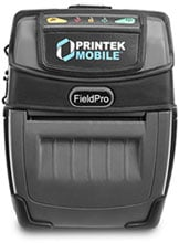 Printek 93057-PRI Portable Barcode Printer