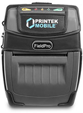Printek 93056 Portable Barcode Printer