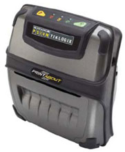Psion Teklogix 33002 Barcode Label Printer