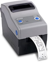 SATO WWCG30041 Barcode Label Printer