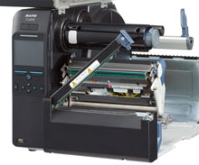 SATO WWCL90081 Barcode Label Printer