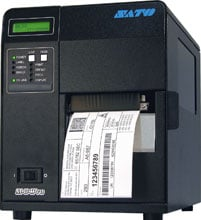 SATO WM8430131 Barcode Label Printer