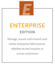 Seagull Scientific Bartender Enterprise Edition