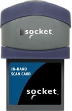 Socket Mobile CF Scan Card 5M Mobile Handheld Computer