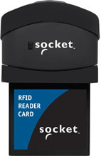 Photo of Socket CF RFID Reader Card 6E