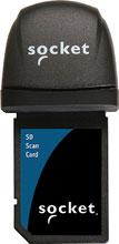 Photo of Socket SD Scan Card 3E