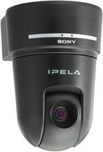 Sony Electronics SNC-RX550N-B Surveillance Camera