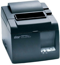 Star TSP143UGT-BLK Receipt Printer