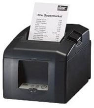 Star TSP654IIC-24-GRY Receipt Printer