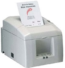 Star TSP654IIU-24-PUTTY Receipt Printer