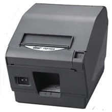 Star TSP743IIU-24GRY Receipt Printer