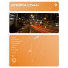 Motorola SCB-DS6608-10 Service Contract