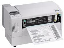 Photo of Toshiba TEC B-852R