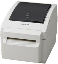 Toshiba B-EV4D-GS14-QM-R Barcode Printer