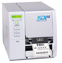 Toshiba BSX5TRF25QMRS Barcode Label Printer