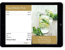 TouchBistro TB-SOLO-LIC POS Software