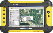 Trimble YMA-FYS6AE-00 Tablet Computer