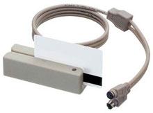 UIC MSR210D Credit Card Swiper