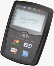UIC UIC681-VM0FZNKNR LED Credit Card Reader