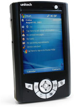 Photo of Unitech PA500