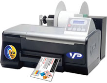 VIPColor VP1-495AD Color Label Printer